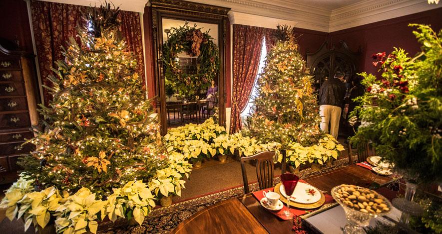 Christmas In Charleston Sc 2020 Christmas At Boone Hall Plantation   Boone Hall Plantation & Gardens